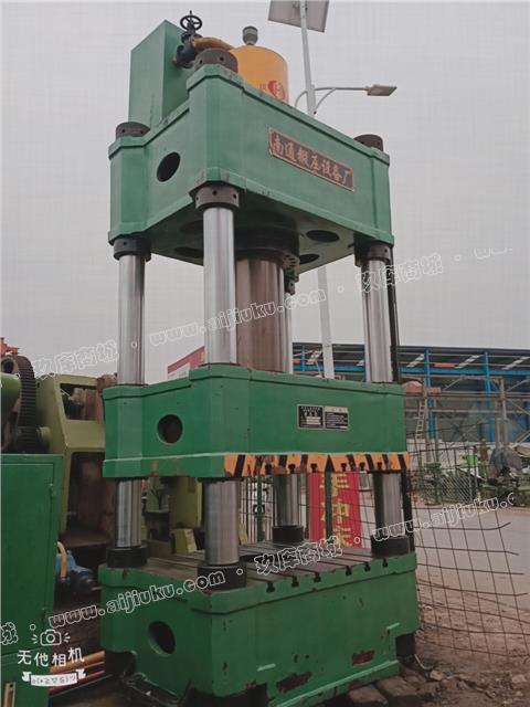 出售精品南通锻压500吨四柱液压机