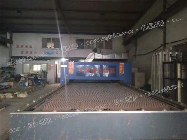 深圳大族4200瓦二氧化碳激光切割机