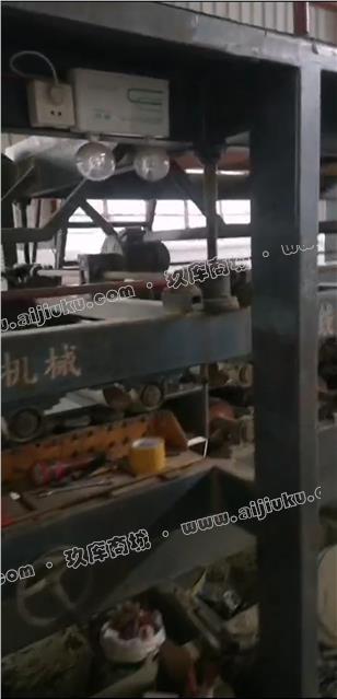 生产岩棉板设备