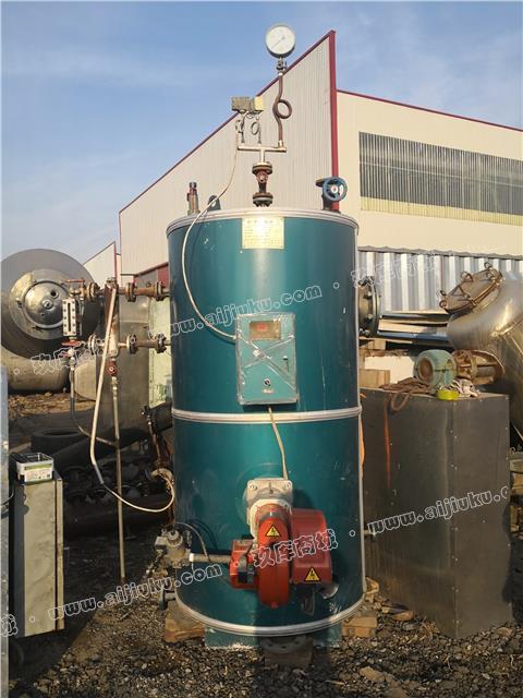 二手0.3吨燃气蒸汽锅炉 烧天然气锅炉