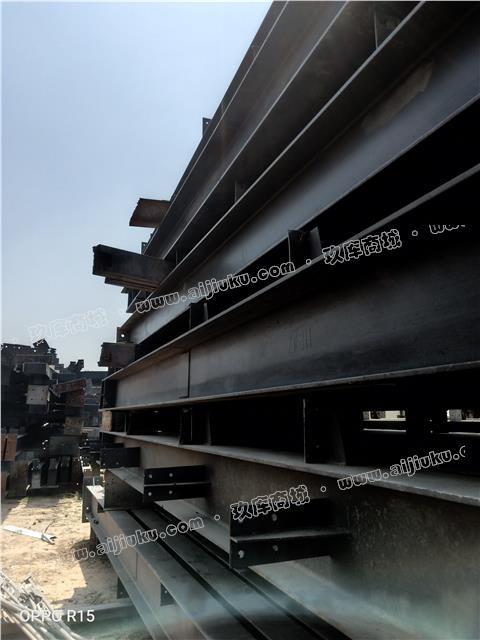 大量供应二手钢结构厂房