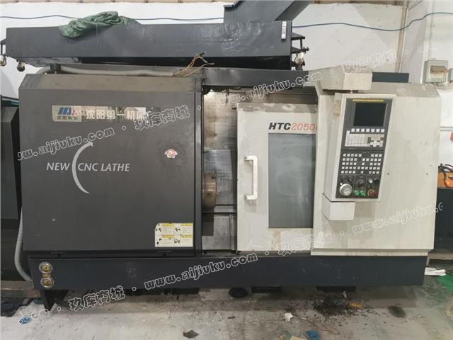 转让沈阳HTC2050n斜轨数控车床