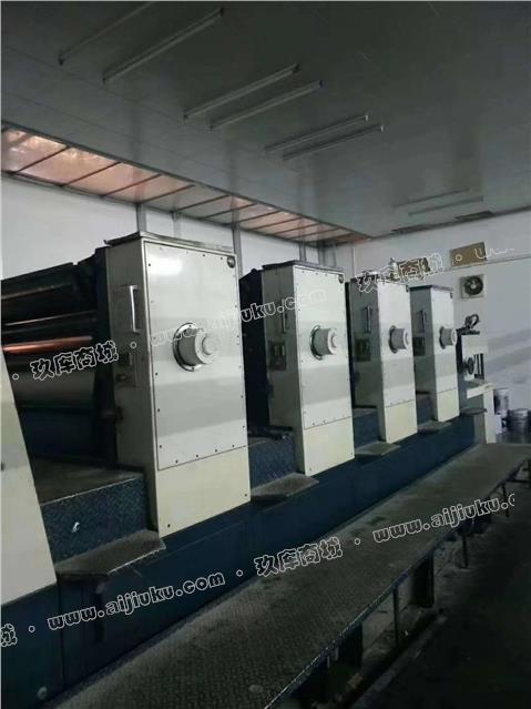出售小森440印刷機
