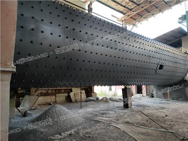3.2x13米轴瓦球磨机