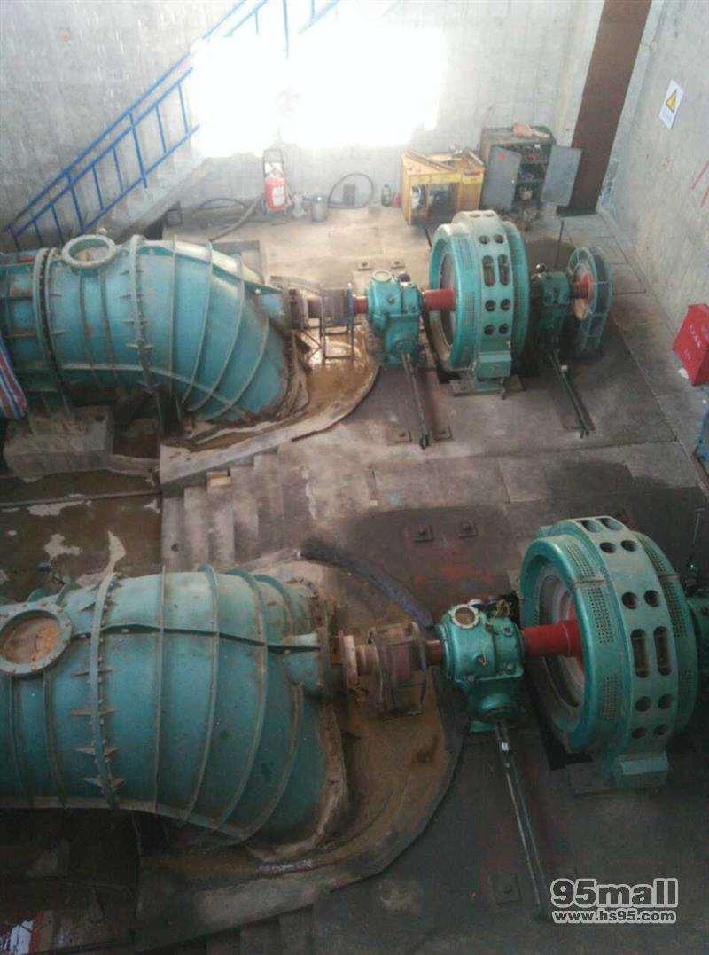 兰州急出售水轮发电机全套