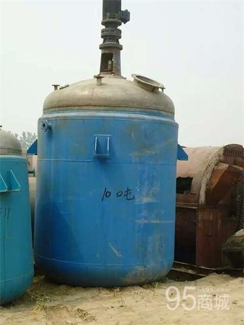 出售江苏5吨不锈钢反应釜 型号齐全