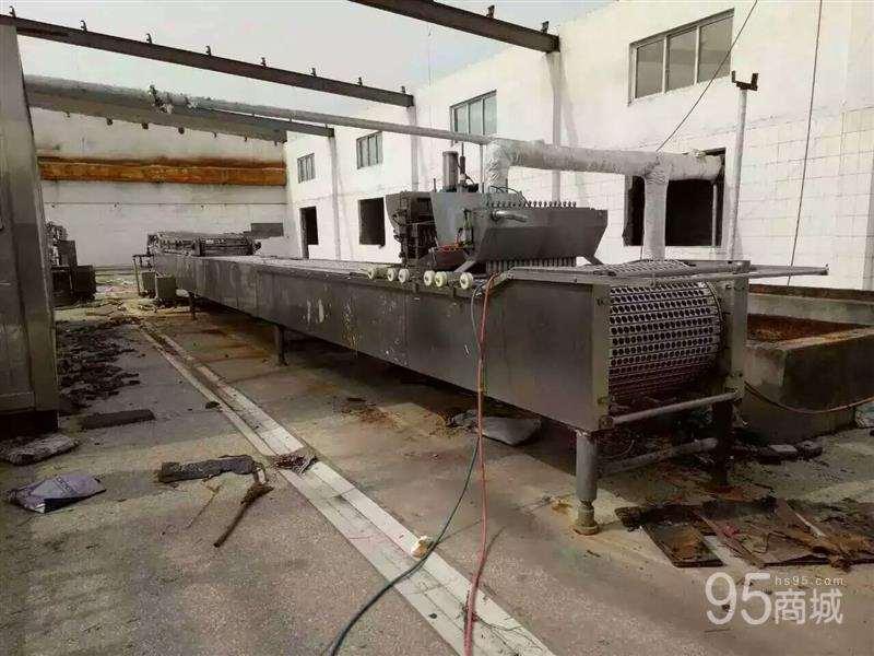 冷食厂刚拆处理V-MA1000升 速冻隧道 南京浦园花色线