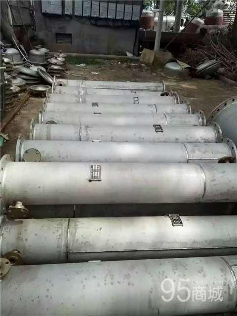 长期供应二手8立方不锈钢冷凝器