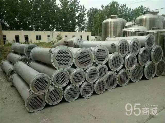 低价出售不锈钢20平方冷凝器