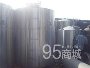 转让5吨不锈钢304材质搅拌罐