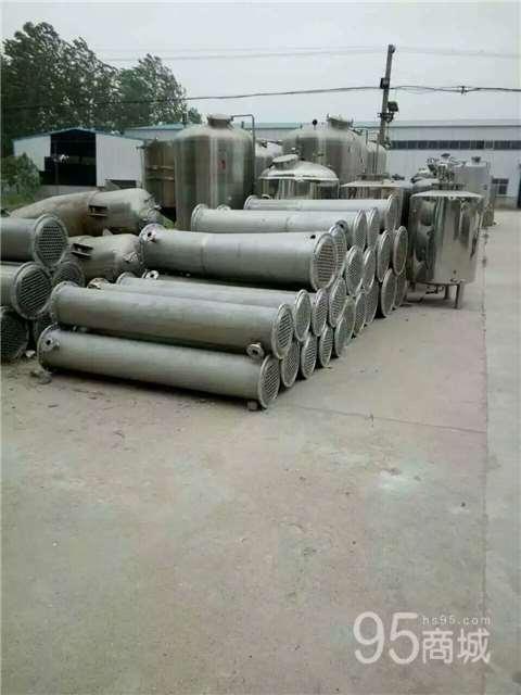 供应30平方不锈钢冷凝器