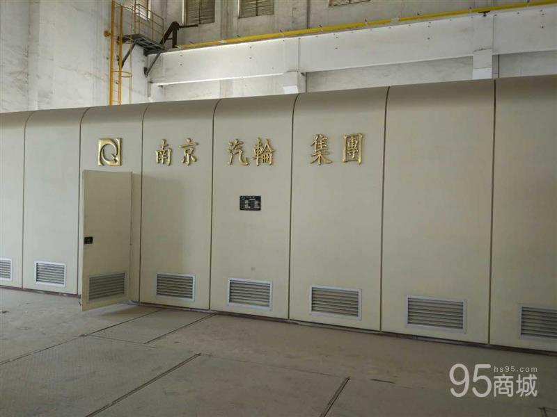 出售闲置1250KVA汽轮发电机