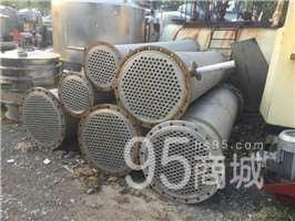 供應20平方不銹鋼冷凝器