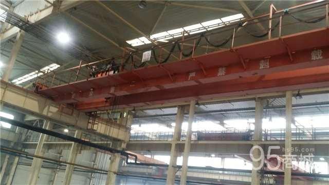 出售20吨b5行车 跨度22.5米