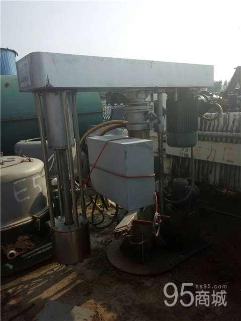 出售二手江阴11千瓦SL系列蓝式砂磨机 油墨蓝式砂磨机