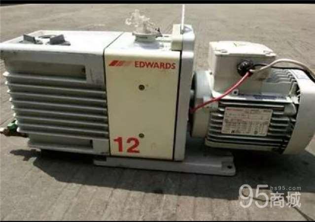 二手爱德华RV12油泵 Edwards旋片泵