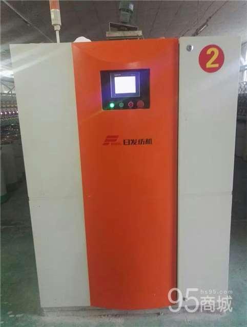 转让2012年日发30两台320锭纺机