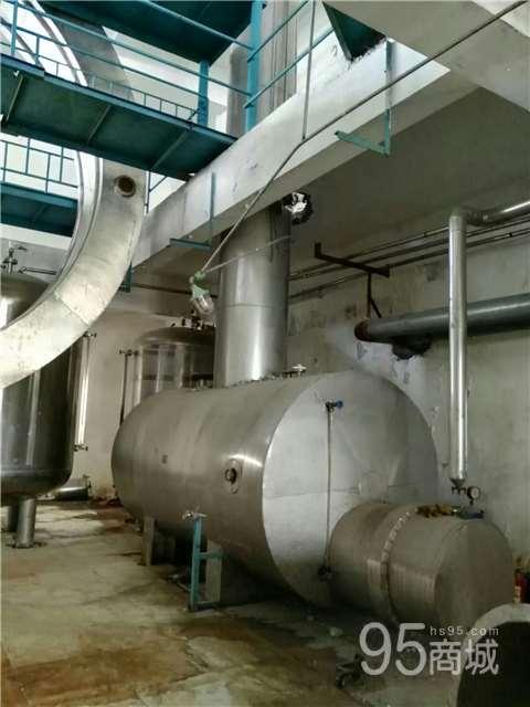 出售二手60型填料酒精回收蒸馏装置