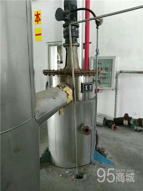 出售二手2平方-20平方旋转刮板薄膜蒸发器