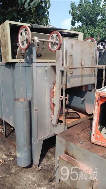 出售二手山东淄博电炉厂生产RJN-箱式电阻炉