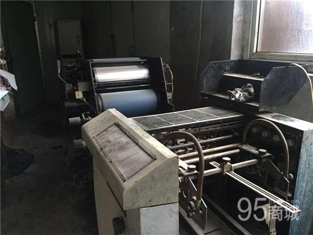 低价出售4700b胶印机