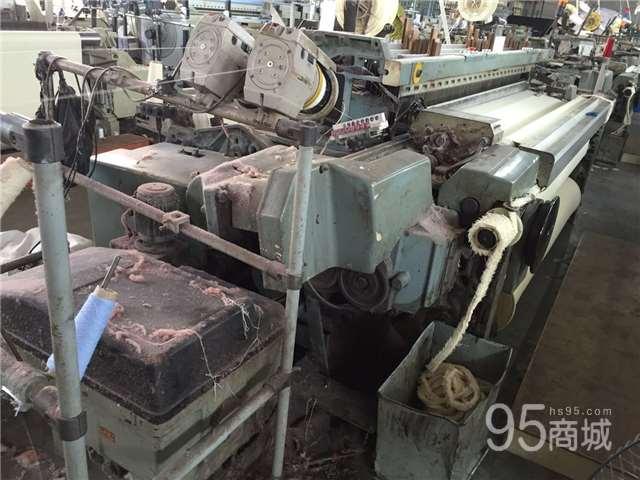 出售二手聊城731-230剑杆织机26台