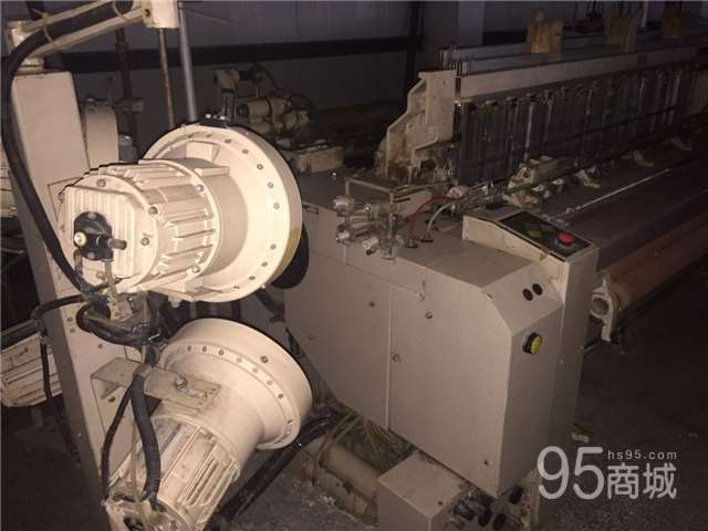 出售09年咸阳津田驹190积极凸轮开口四喷六台,进口电器