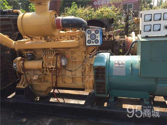 转让二手1500斯坦福柴油发电机组