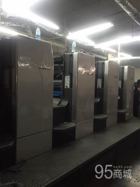 处理海德堡CD102-4顶配厂机