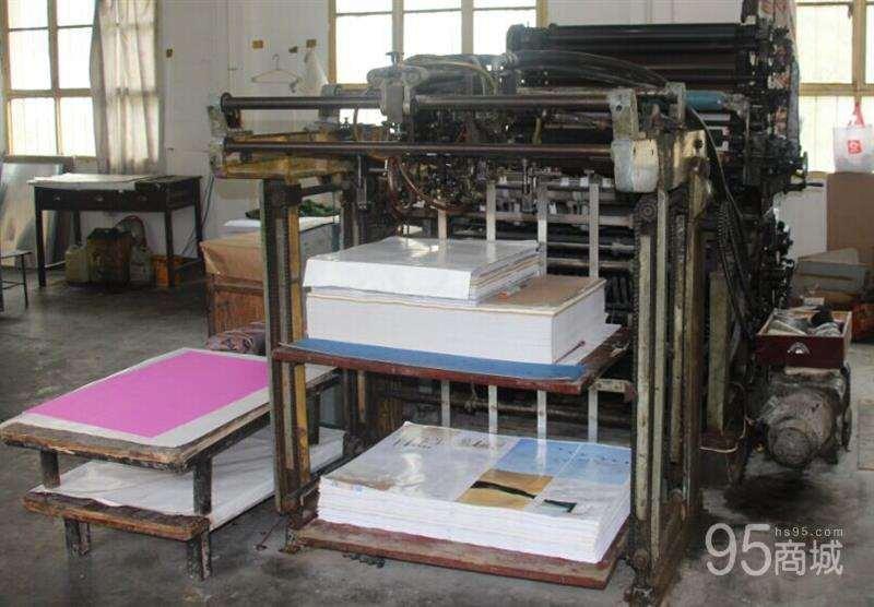 出售2008年天源产自动平板胶印机J2101S(B)