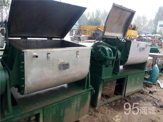 河北供应300L捏合机 二手压滤机等