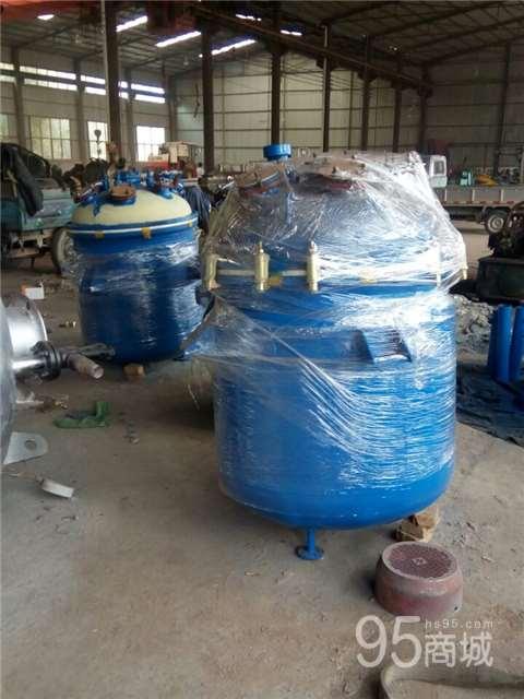 宁波供应二手不锈钢反应釜出售二手电加热反应釜