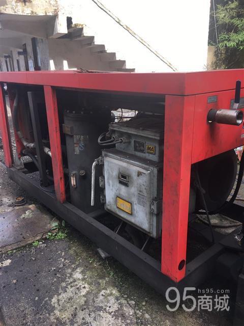 出售二手MLGF13/7-750螺杆式空压机