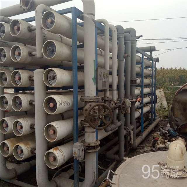 出售二手130吨08奶奶广东水处理设备