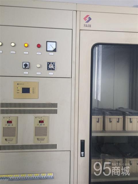 转让二手1600kva干式变压器带电柜