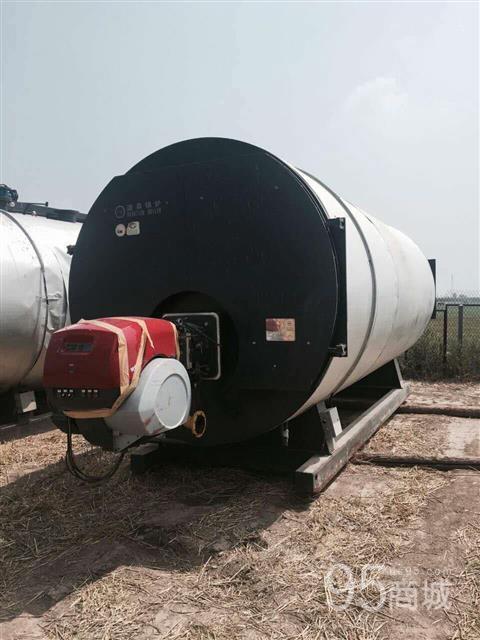 低价出售八吨燃气热水锅炉