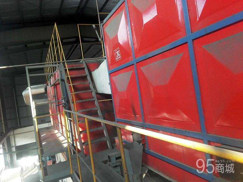 处理6吨和10吨的燃煤导热油锅炉