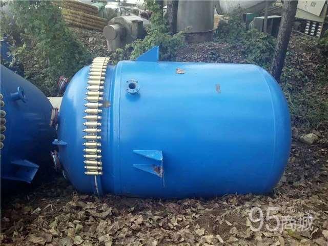 出售二手搪瓷反应釜生产厂家/二手反应釜回收/搪瓷反应釜