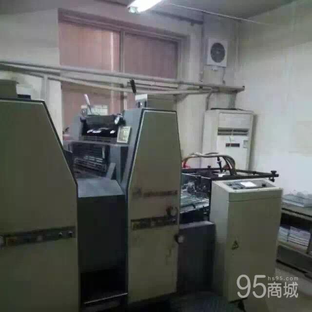 处理09年威海564印刷机