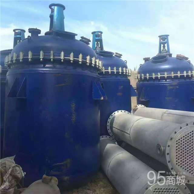 厂家供应不锈钢反应釜图片 长沙二手500L不锈钢反应釜