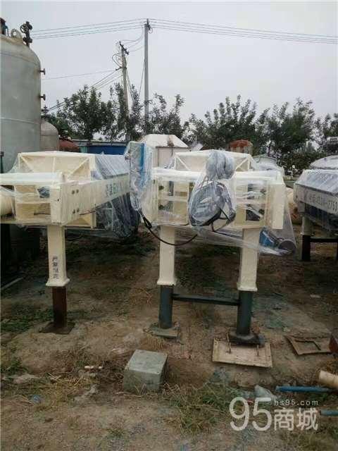 河北销售二手300平方厢式压滤机