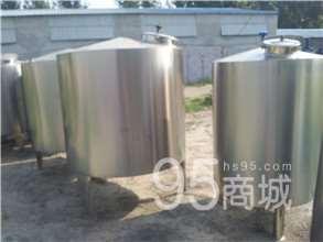 福建出售二手不锈钢立式储罐、卧式储罐 欢迎来我厂视察选购