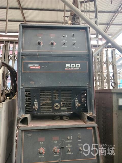 出售500林肯二保焊机