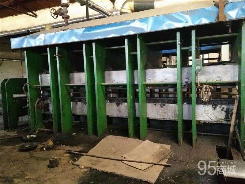 出售辽宁铁岭1.3*5米平板硫化机