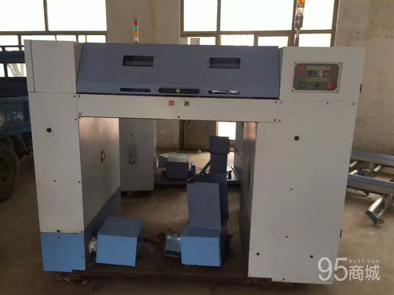 出售二手2011年宝纺产FA311F两节,蓝白色带变频并条机