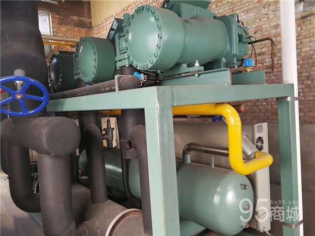出售南通四方产3吨双螺旋氟速冻机