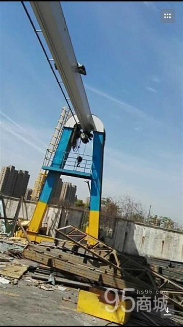 出售跨度17.5米起升高度6米10吨龙门