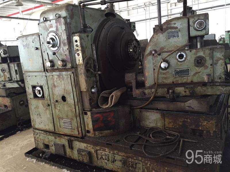 出售天津一机1973年12月Y2280弧齿锥齿轮铣齿机