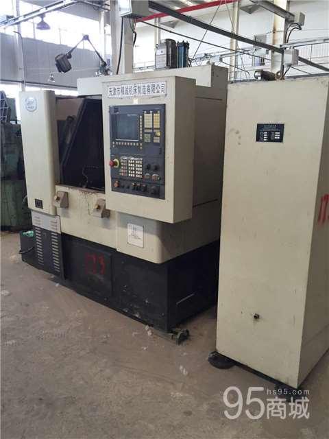 出售天津10年6月YH9150数控锥齿轮研齿机,西门子系统