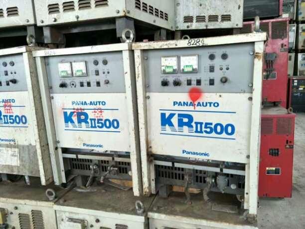 出售原裝松下KR500二保焊機